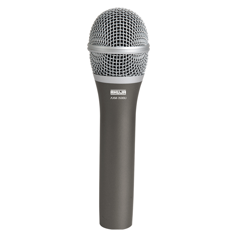 STUDIO QUALITY DYNAMIC MICROPHONE WITH ANALOG XLR IDEAL FOR VOCALS,INSTRUMENT & ALL TYPE OF PA APPLICATIONS - AXM3500U