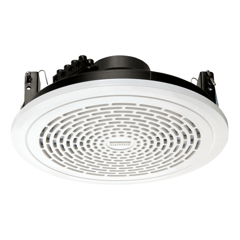 FLUSH MOUNTING CEILING SPEAKER WITH POWER TAPS OF 4/2/1W - CS5044T