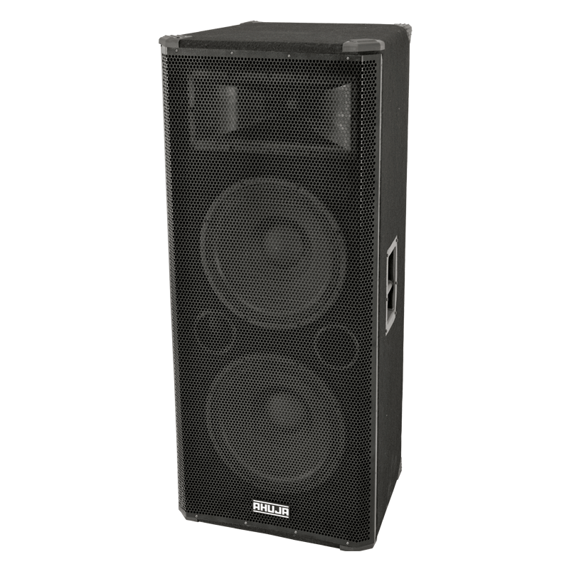 "PROFE. 2-WAY SPEAKER SYS. CONS.OF TWO HIGH POWER 15"" LF LOUDSPK. IDEAL FOR USE HIGH POWERED AMP FOR LARGE GATHERINGS - SPX1200"