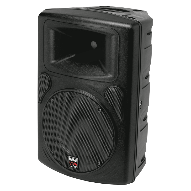 "HIGH QUALITY 200W 2-WAY SPEAKER SYSTEM WITH 10"" LF WOOFER & HORN IDEAL FOR STAGE MONITORS,LIVE SOUND MONITORS IN SCHOOL - VS200"