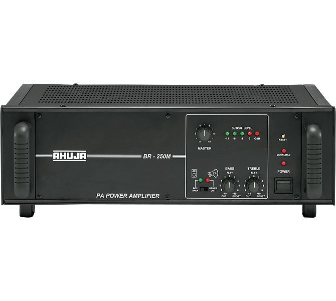 HIGH POWER PA AMPLIFIER - 250 WATTS - BR250M