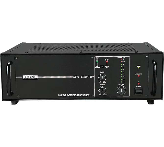 HIGH POWER PA AMPLIFIERS - SPA5000M