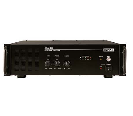 PA POWER AMP.APA-480