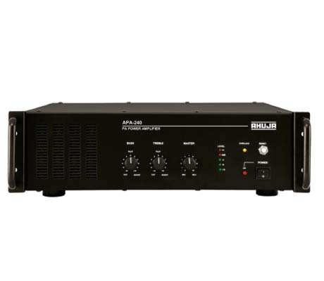 PA POWER AMP.APA-240