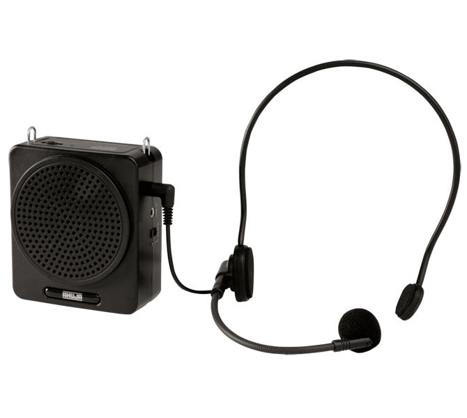 ELEGANT & COMPACT ULTRA PORTABLE PA AMPLIFIER IDEAL FOR TEACHING,TOUR GUIDS,YOGA CLASS - NBA15