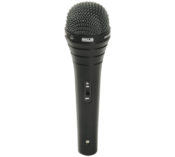 ROBUST & RELIABLE MICROPHONE IDEAL FOR ADDRESSING AN AUDIENCE - AUD99XLR