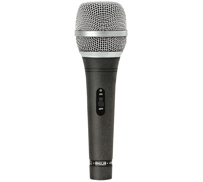 UNIDIRECTIONAL DYNAMIC MUSIC & VOCAL MICROPHONE SUITABLE FOR ALL TYPE OF PA APPLICATIONS - ADM511