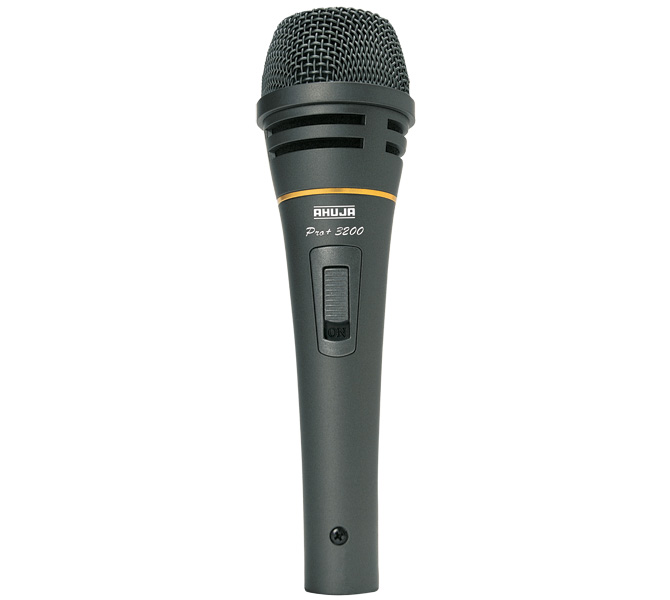PROFESSIONAL MICROPHONE FOR LIVE VOCAL,MUSIC INSTRUMENTS,STUDIO RECORDING & BROADCASTING - PRO3200