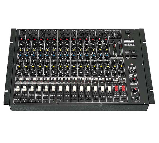 Audio Mixing Consoles - 14 Channel AMX1412