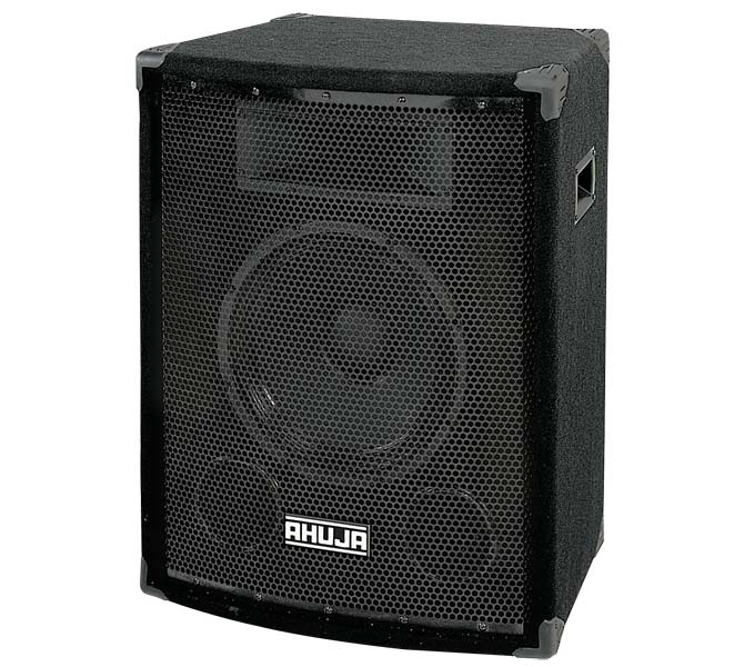 "PROFESSIONAL 2-WAY SPEAKER SYSTEM CONSISTS OF ONE 12"" LF SPEAKER & 1"" HF COMPRESSING DRIVER IDEAL FOR ALL PA & MUSIC - SAX150DX"