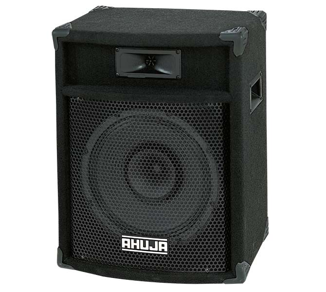 "COMPACT 100W 2-WAY SPEAKER SYSTEM COMPISING OF ONE 12"" DUEL CONE SPEAKER - SRX120DX"