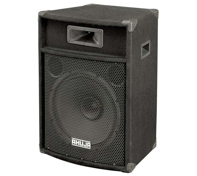 "PROFESSIONAL 2-WAY SPEAKER SYSTEM CONSISTS OF ONE 15"" FULL RANGE DUAL CONE SPEAKER - SRX220"