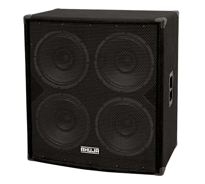 "CABINET SPEAKER SYSTEM CONSISTS OF 4 NOS HIGH QUALITY 12"" DUEL CONE SPEAKERS - SQX850"