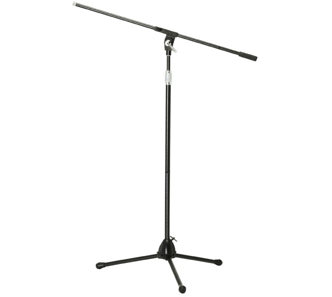 "BOOM STAND MICROPHONE WITH 5/8"" TPI TO MATCH ALL AHUJA MICS - BMS101"