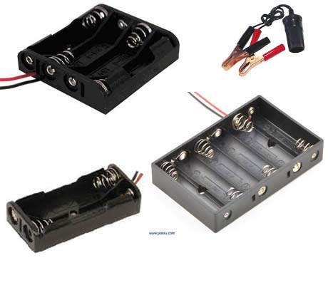 Battery Charger Holders & Clips