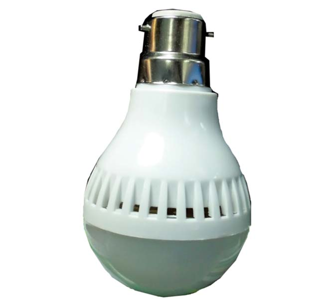 LED PLASTIC LED BULB 5W - NP-5