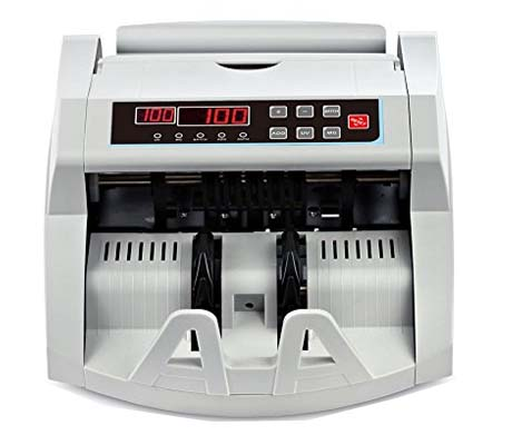 LCD BILL COUNTER UV / MG / IR / DD - DMS-1580T