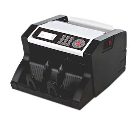 DUAL LCD BILL COUNTER UV / MG / MT/ IR / DD - DMS-1380T