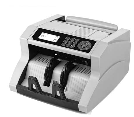 LCD BILL COUNTER UV / MG / MT/ IR / DD - DMS-1480T