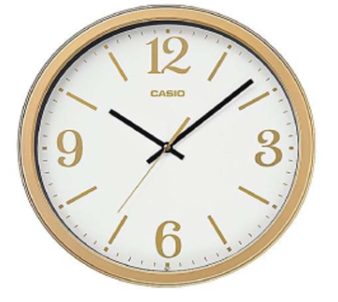CASIO WALL CLOCK - IQ-71-9DF