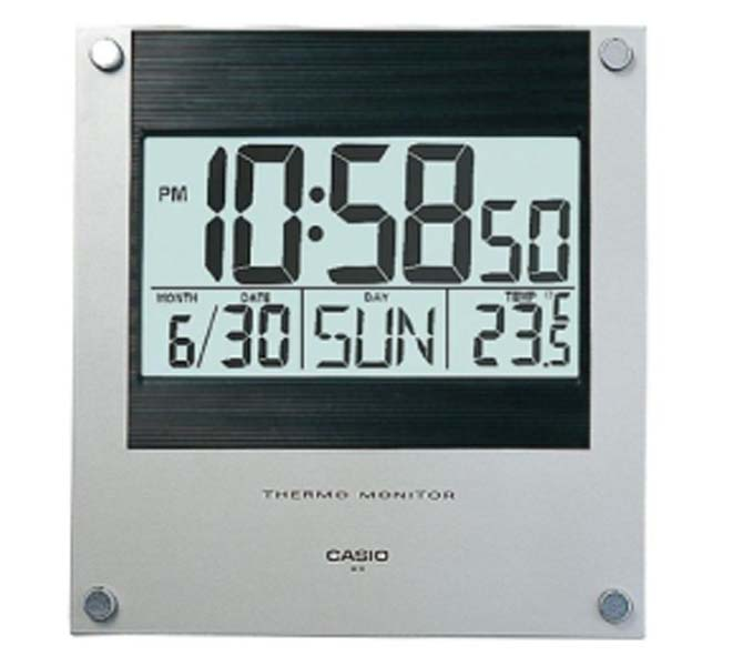 CASIO WALL CLOCK - ID-11S-1DF
