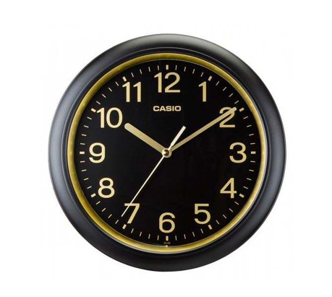 CASIO WALL CLOCK - IQ-59-1DF