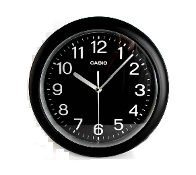 CASIO WALL CLOCK - IQ-65-5DF
