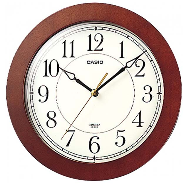 CASIO WALL CLOCK - IQ-70-9DF