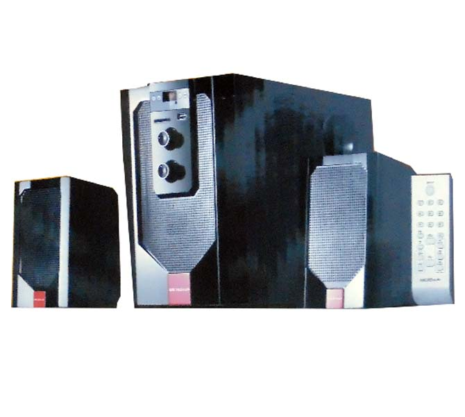 MULTIMEDIA SPEAKER SYSTEM - MS-5050