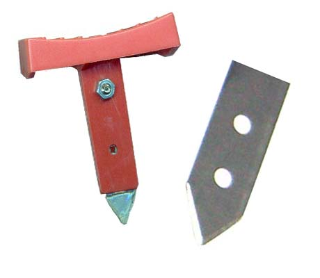 POLY.SEALERS PARTS - BLADE