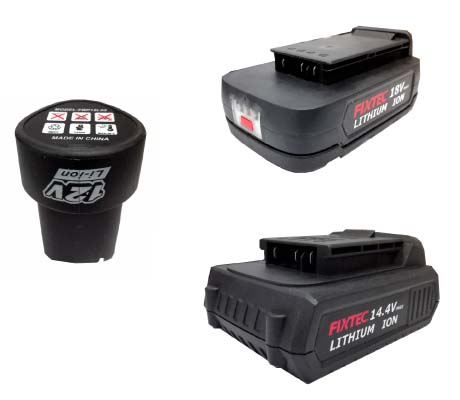 FIXTEC POWER TOOL PART - BATTERY