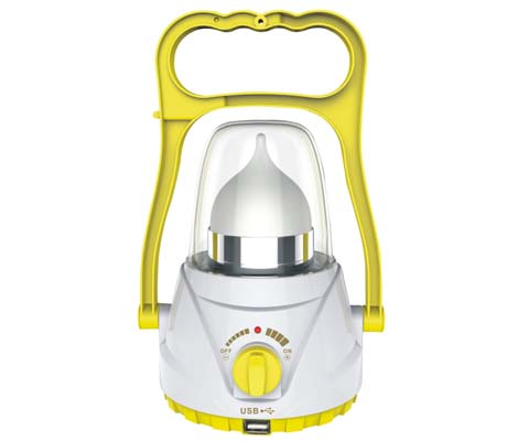 RE-CHARGEABLE LED LANTERN - WD-807