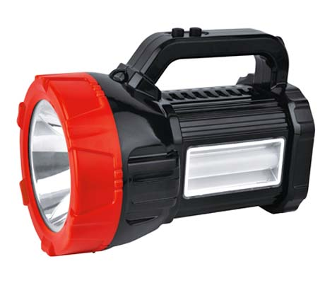 RE-CHARGEABLE SEARCH LIGHT - WD-552A