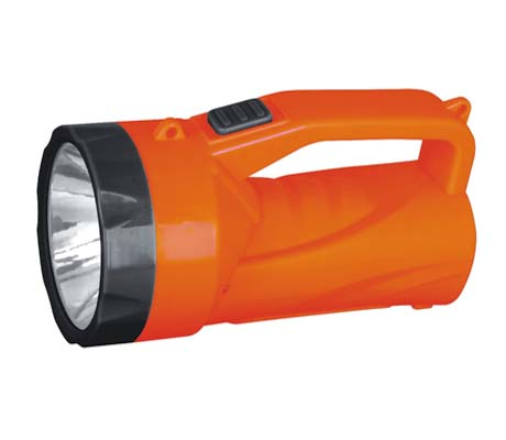 RE-CHARGEABLE TORCH 1W LED - WD-519