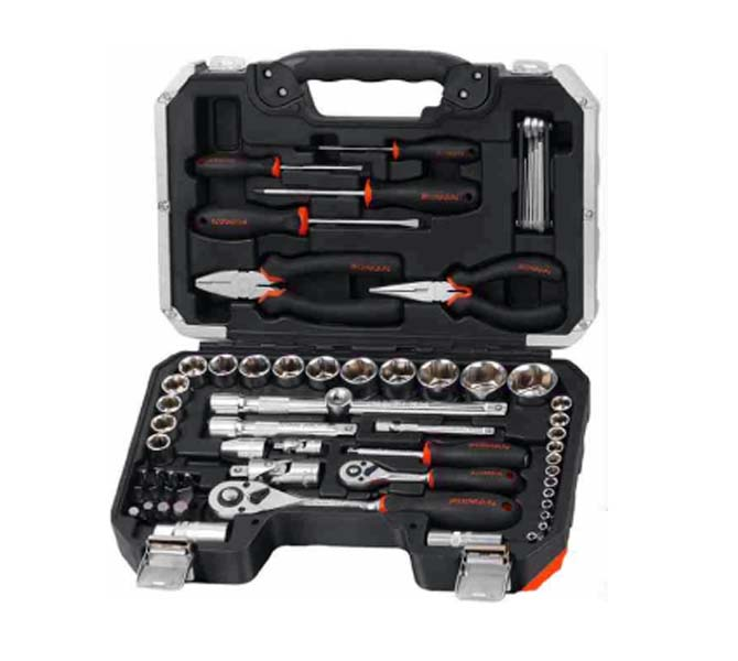 SOCKET SET-FIXMAN-BT65