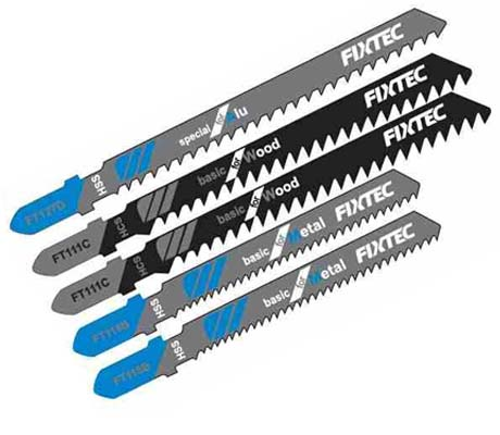 POWER TOOLS - JIG SAW BLADES