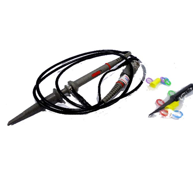 P6000 1X & 10X OSCILLOSCOPE PROBE