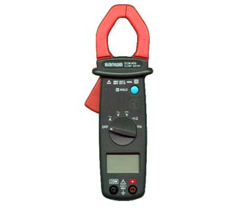 CLAMP METER AC LOW COST & DMM FUNCTIONS - DCM400