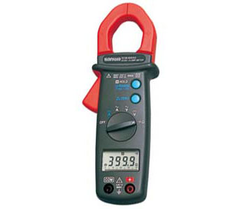 CLAMP METER AC/DC SUITABLE FOR AUTOMOTIVE MAINTENANCE - DCM400AD