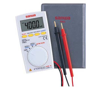 8.5mm THICK BODY WITH MULTI FUNCTION DIGITAL METER - PM3