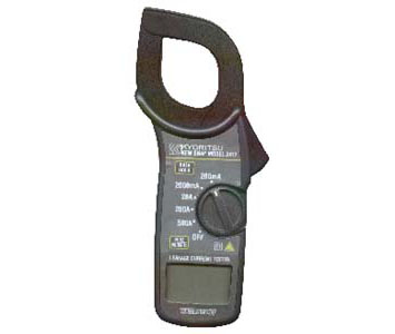 WATER AND DUST PROOF KEW LEAKAGE CLAMP METERS - 2417