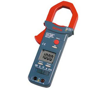 CLAMP METER AC LOWER COST LIGHT WEIGHT & DMM FUNCTIONS - DCL1000