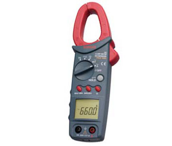 CLAMP METER AC+TRUE RMS SUITABLE FOR ELECTRIC WORK , AIR CONDITIONING & DMM FUNCTIONS - DCM660R