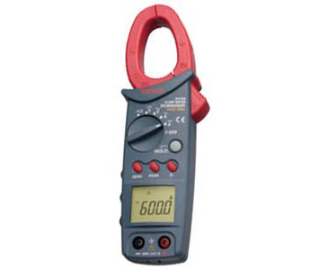 CLAMP METER DC/AC+TRUE RMS SUITABLE FOR MAINTENANCE OF VEHICLE & DMM FUNCTIONS- DCM600DR