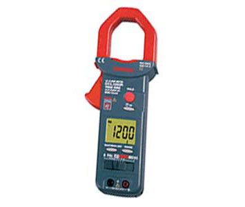 CLAMP METER AC+TRUE RMS LIGHT WEIGHT & DMM FUNCTIONS - DCL1200R