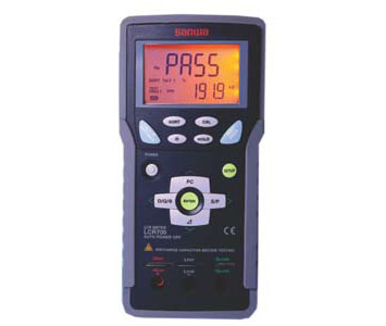 LCR METER USEFUL FOR SORTING DEVICE VALUE - LCR700