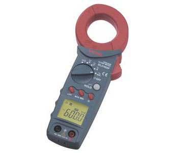 MULTI FUNCTIONAL LO LEAKAGE CLAMP METER - DLC460F