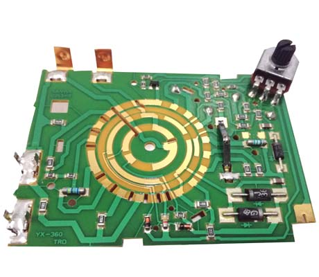 METER PART - PRINTER CIRCUIT BOARD FOR YX-360TRD