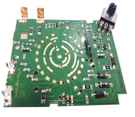 METER PART - PRINTER CIRCUIT BOARD FOR YX-360TRF