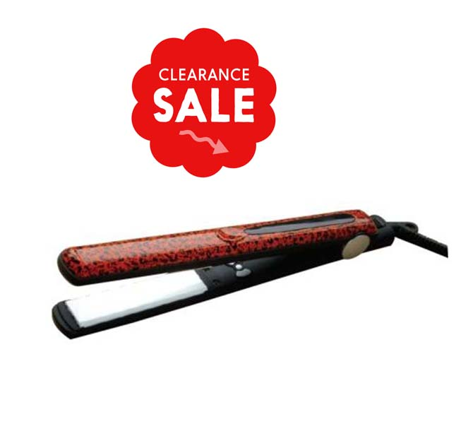 NEVICA HAIR STRAIGHTENER - NV-018HS